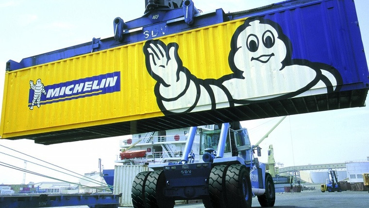 photo xzm2 container michelin