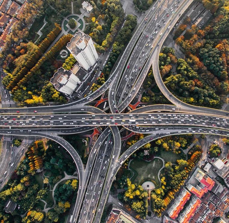photo landscape city