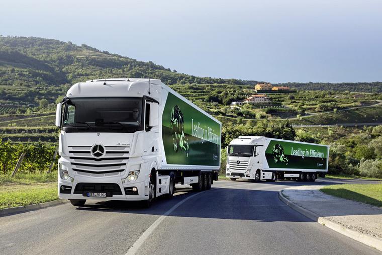 photo long haul truck