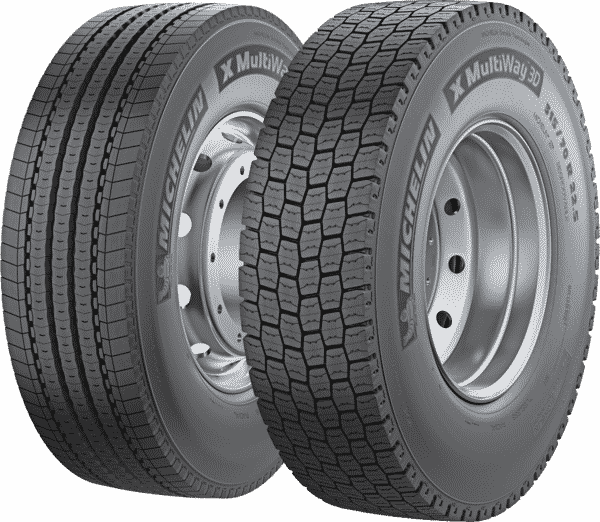 michelin x r multiway 3d reference