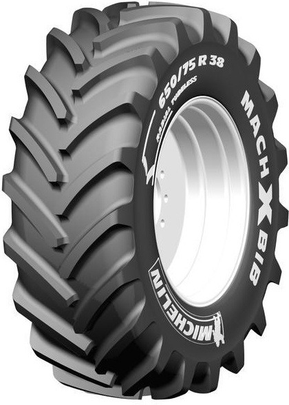 tyre michelin machxbib