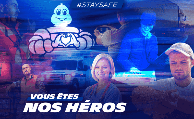 staysafe michelin professionnel covid 19 min