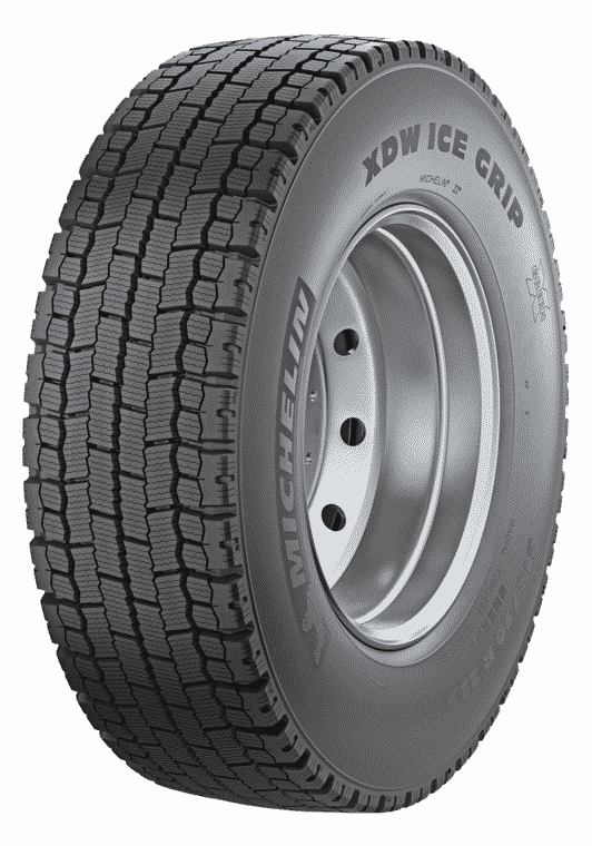 tyre xdw ice grip 22 5 persp perspective