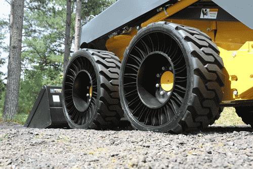 edito michelin x tweel ssl all terrain full construction and industry