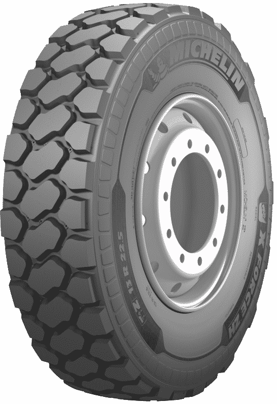 MICHELIN X FORCE ZH (22.5)