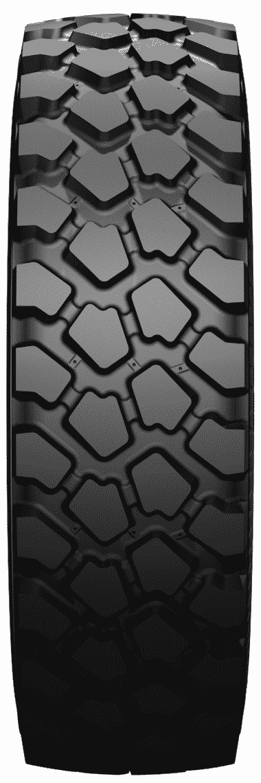 MICHELIN X FORCE ZL Front