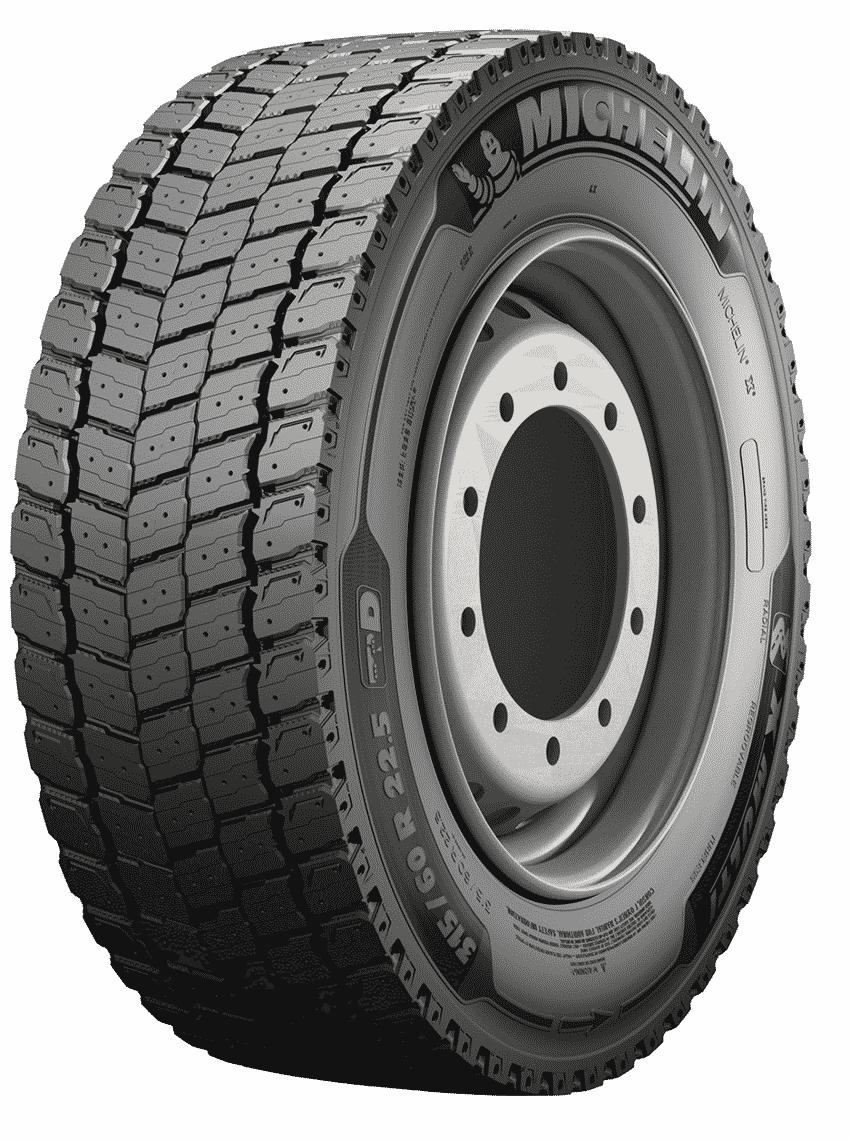 MICHELIN X MULTI D 315/60 R22.5