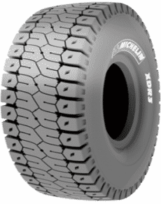 tyre michelin xdr 3 8 5 230 291 full persp perspective