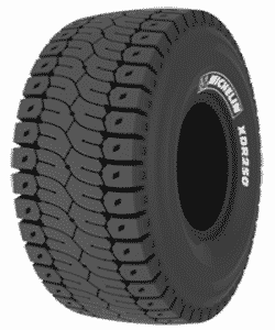 tyre michelin xdr 250 full persp perspective