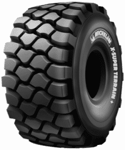 MICHELIN X SUPER TERRAIN +