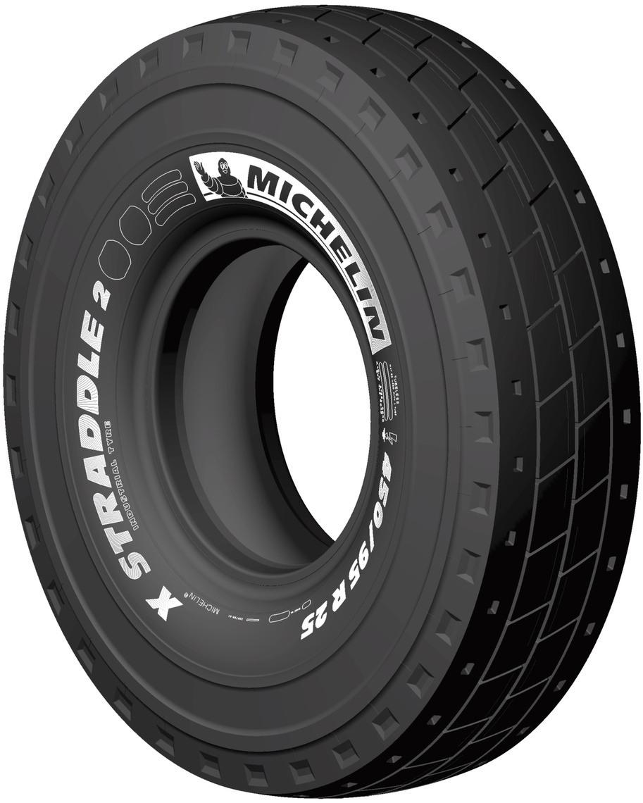 MICHELIN X-STRADDLE 2 450/95 R25