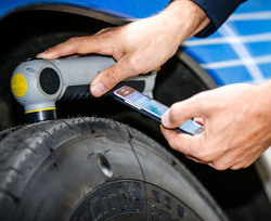 edito tirecare inspecter two thirds tyre