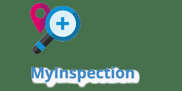logo typo myinspection
