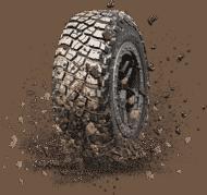 Auto Edito km3 tire splash Tyres