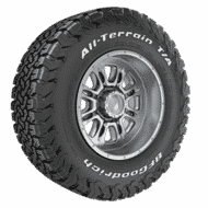 Bil Dæk bfgoodrich all terrain sup t a ko2 sup home background md Persp (perspective)