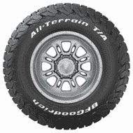 Bil Dæk bfgoodrich all terrain sup t a ko2 sup home background md 1 Persp (perspective)