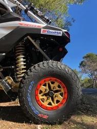 voiture bannière km3 ssv rear large pneus