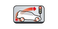Auto Pittogramma quelques definitions transfert de charge freinage Consigli e suggerimenti