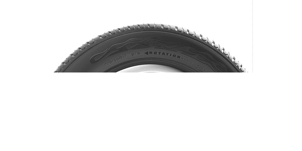 Automóvel Editorial pneu tooltip04 Pneus