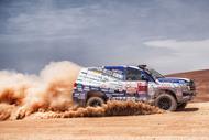 Dakar Christian Lavieille Toyota