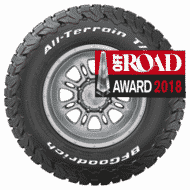 Auto Neumáticos bfgoodrich all terrain t a sup ko2 side