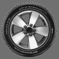 Auto Opony g grip all season 2 2 Perspektywa