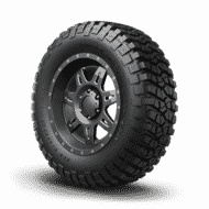 Auto Tyres mud terrain km2 2 two thirds Persp (perspective)
