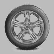 乗用車 タイヤ pilot sport 3 側面