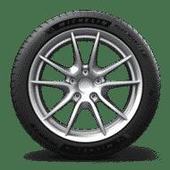 Car tyres pilot sport 4 s side