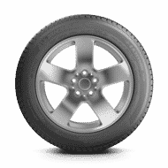 Car tyres latitude tour side
