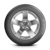 Car tyres latitude tour hp side