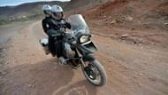 รถจักรยานยนต์ edito anakee3 19 ยาง