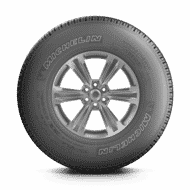 Car tyres ltx at 2 side