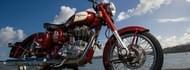 Motorsykkel Ingress pilot activ 2 Dekk