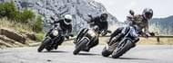 Moto Editoriale michelin road5 fun to ride Pneumatici