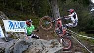 moto trial2 por que michelin