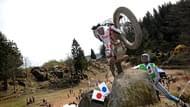 moto trial4 por que michelin