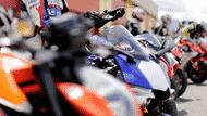 motorsykkel innledning landingsside partnere hvorfor Michelin