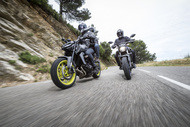 Auto Fondo michelin photo road5 yamaha mt07 yamaha mt09 003 Inicio
