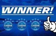 car edito canstar award winner 2018 news&events