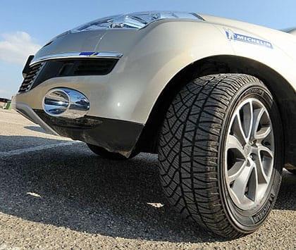 car edito latitude cross suv tyres