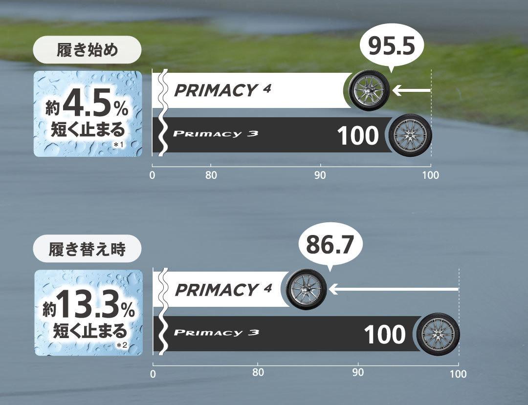 スキーマ characteristic 乗用車 タイヤ