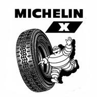 乗用車 ロゴ michelin radial x タイヤ