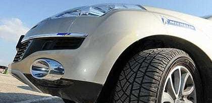 รถยนต์ edito michelin latitude cross suv ยาง