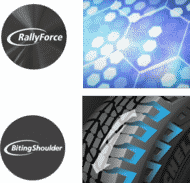 รถยนต์ edito ltx force tyres benefits 2 ยาง