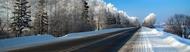Автомобіль Фон wet road winter Шини