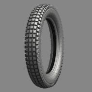 Moto pictogramme michelin trial competition pneus