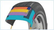 car infographic latitude tour hp1 tyres