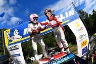 sebastien loeb y daniel elena rally de espana