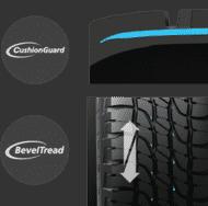 auto ltx force suv benefits 1 tyre